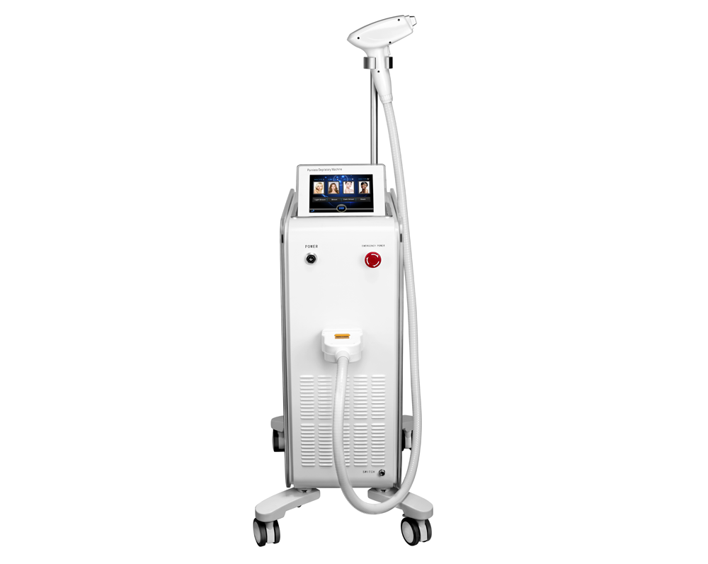 808nm Dioder Laser Hair Removal Machine Langdybeauty